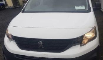 Peugeot Partner Fridge Van full